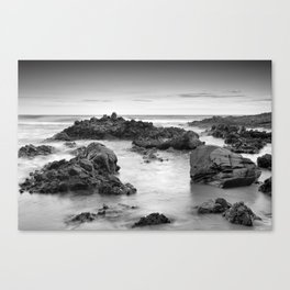 From the center of the earth.... Canvas Print