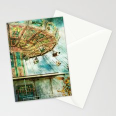 Dear mom...I joined the circus Stationery Cards