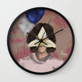 Belleza Guatemalteca Wall Clock