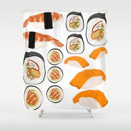 Wasabi Free Shower Curtain