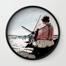 GOMERA Wall Clock