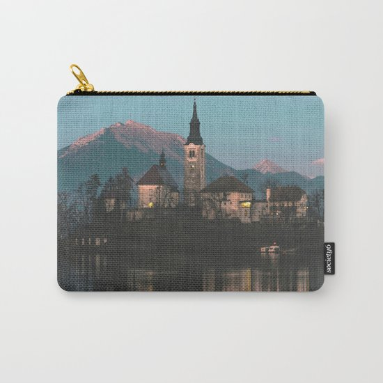 Bled, Slovenia III Carry-All Pouch