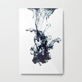 SUDDEN movement Metal Print