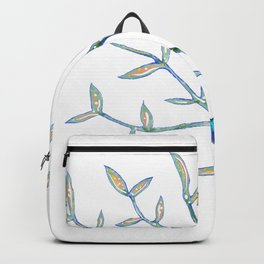 Growing up in a pretty vase Backpack