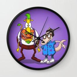 "Rocko's ""Modern"" Life Wall Clock"