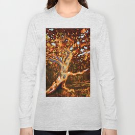 Fall Sycamore Long Sleeve T-shirt