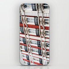 london red  iPhone & iPod Skin