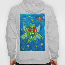 Space Monster Hoody