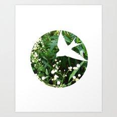 Florem Sol Art Print