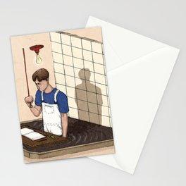 Creative limbo Stationery Cards