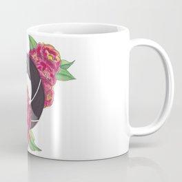 Floral Shutter Coffee Mug
