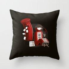 Redundant Throw Pillow