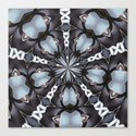 Shades Of Blue Kaleidoscope by taiche