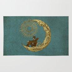 Moon Travel Rug
