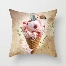 All of My Favorite Things Throw Pillow