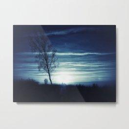 Enchanted sunset Metal Print