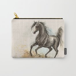 Golden dust under my hooves Carry-All Pouch