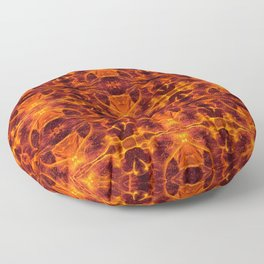 28. Fire of Katniss Everdeen Floor Pillow