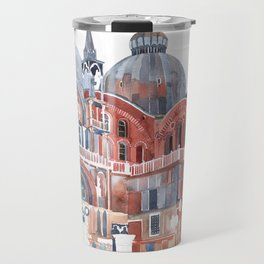 Basilica San Marco, Venezia Travel Mug