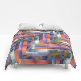 nature blocks Comforters
