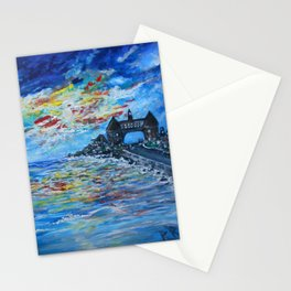 Narragansett Towers R.I. Stationery Cards