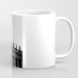 St Peters Square Rome Coffee Mug