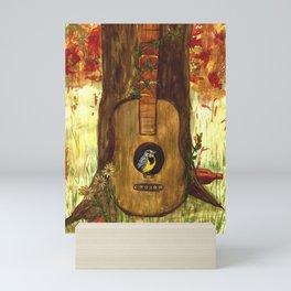 Meadowlark Mini Art Print