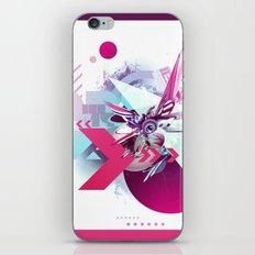 ice14 iPhone & iPod Skin
