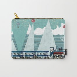 the penguin express Carry-All Pouch