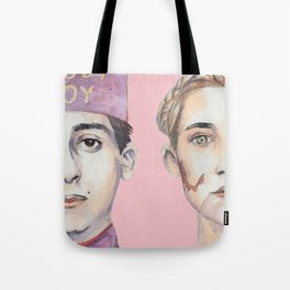 Agatha and Zero Tote Bag