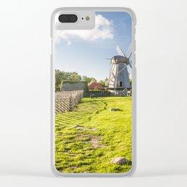 Saaremaa 1.6 Clear iPhone Case