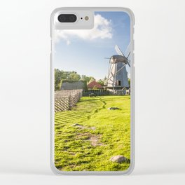 Saaremaa 1.6 Clear iPhone Case