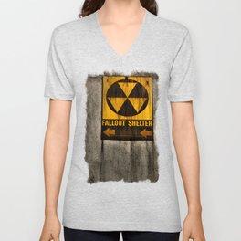 Fallout Shelter Unisex V-Neck
