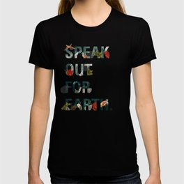 Speak Out for Earth! (Oceans) T-shirt
