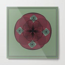 The Dream Lantern Metal Print