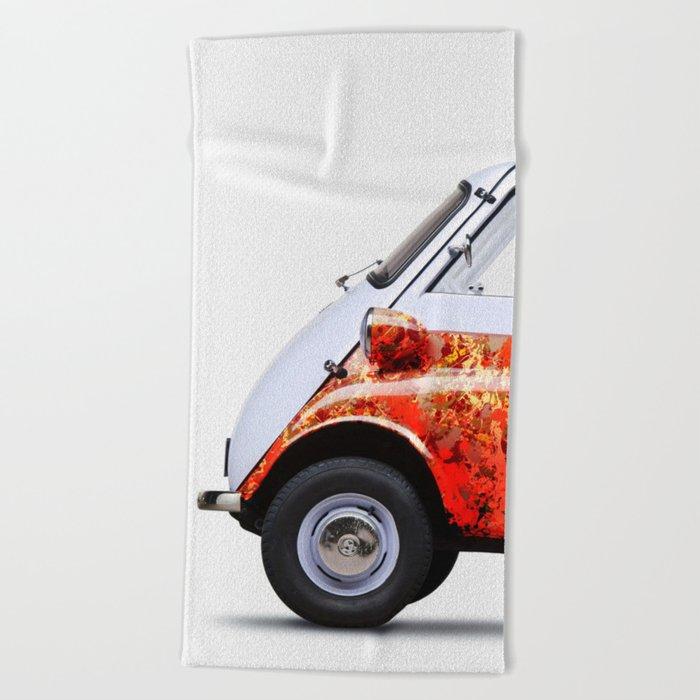 Pollocketta Beach Towel