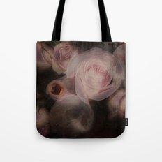 Bouquet Macabre Tote Bag