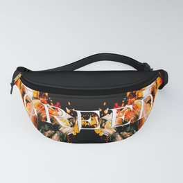 The Seven deadly Sins - GREED Fanny Pack