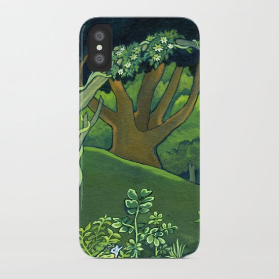 Fallen Giants iPhone Case