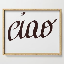 CIAO Serving Tray
