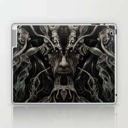 A Consumption of Memory and Identity Laptop & iPad Skin