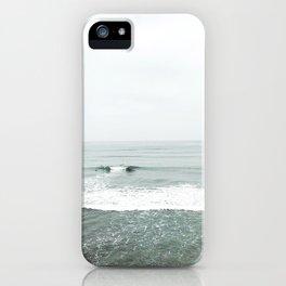 Calm Surf iPhone Case