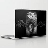 oz Laptop & iPad Skins featuring Oz by Magdalena Almero