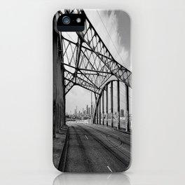 Sixth Street Viaduct Bridge - LA 02/30/2016 iPhone Case