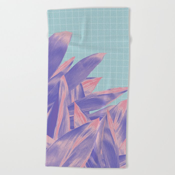 Attentive Beach Towel