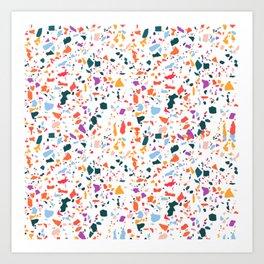 Confetti Confection Art Print