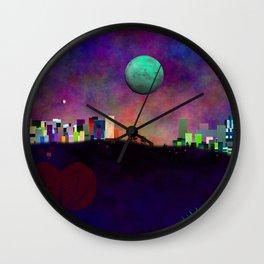 Phobos Wall Clock