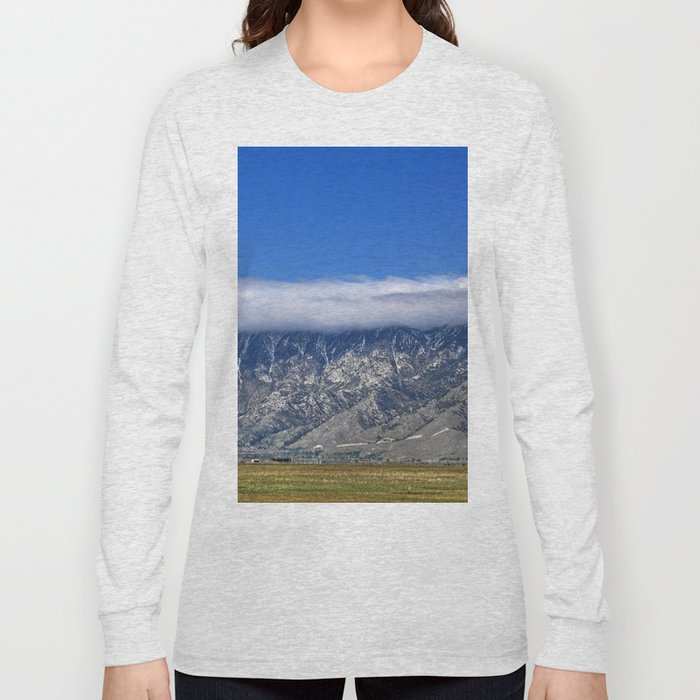 Hidden Peaks Long Sleeve T-shirt