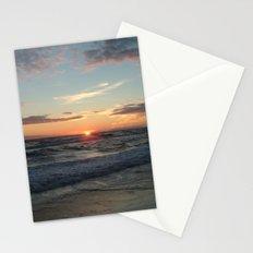 Sunset 4 Stationery Cards