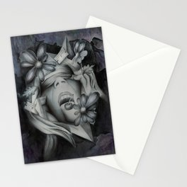 Chaotic Disorders Stationery Cards